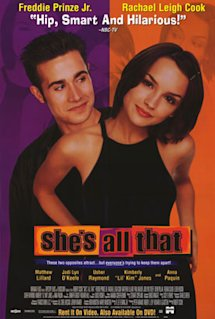Poster of She's All That