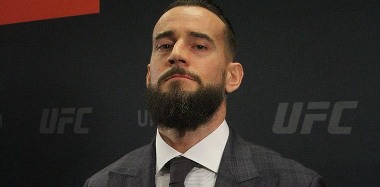 CM Punk Back Surgery Delays UFC Debut Yet Again