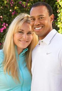 Lindsey Vonn, Tiger Woods | Photo Credits: Tiger Woods/Lindsey Vonn