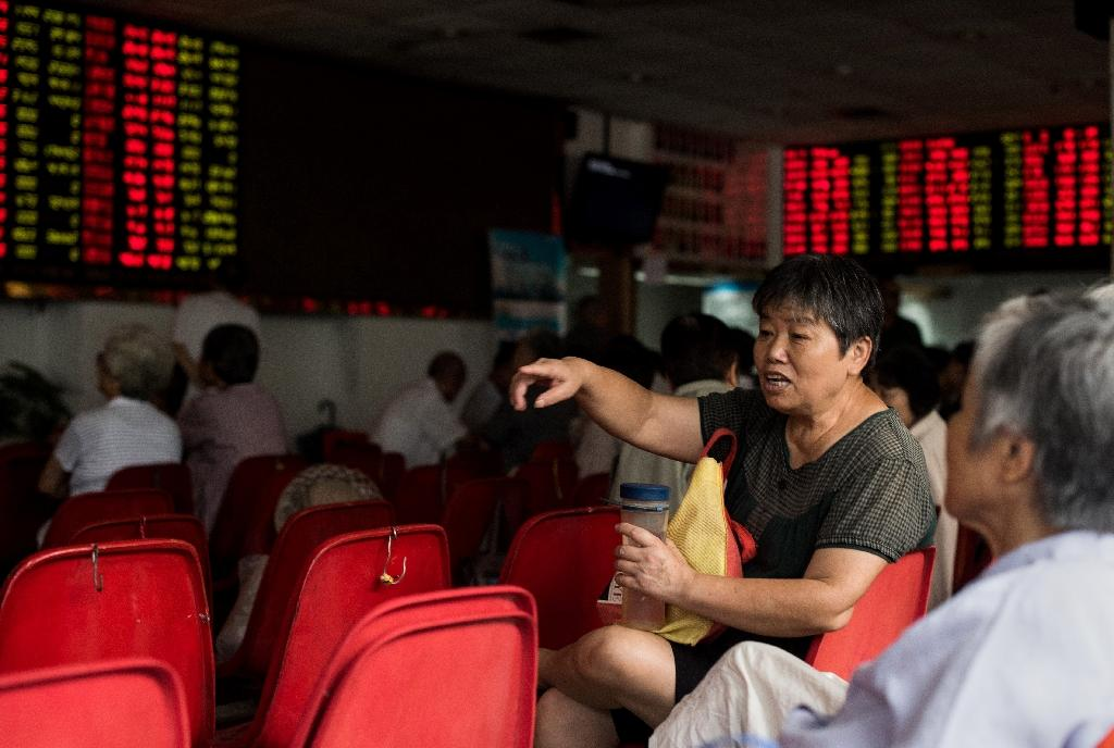 Shanghai leads Asia stocks down, further volatility tipped