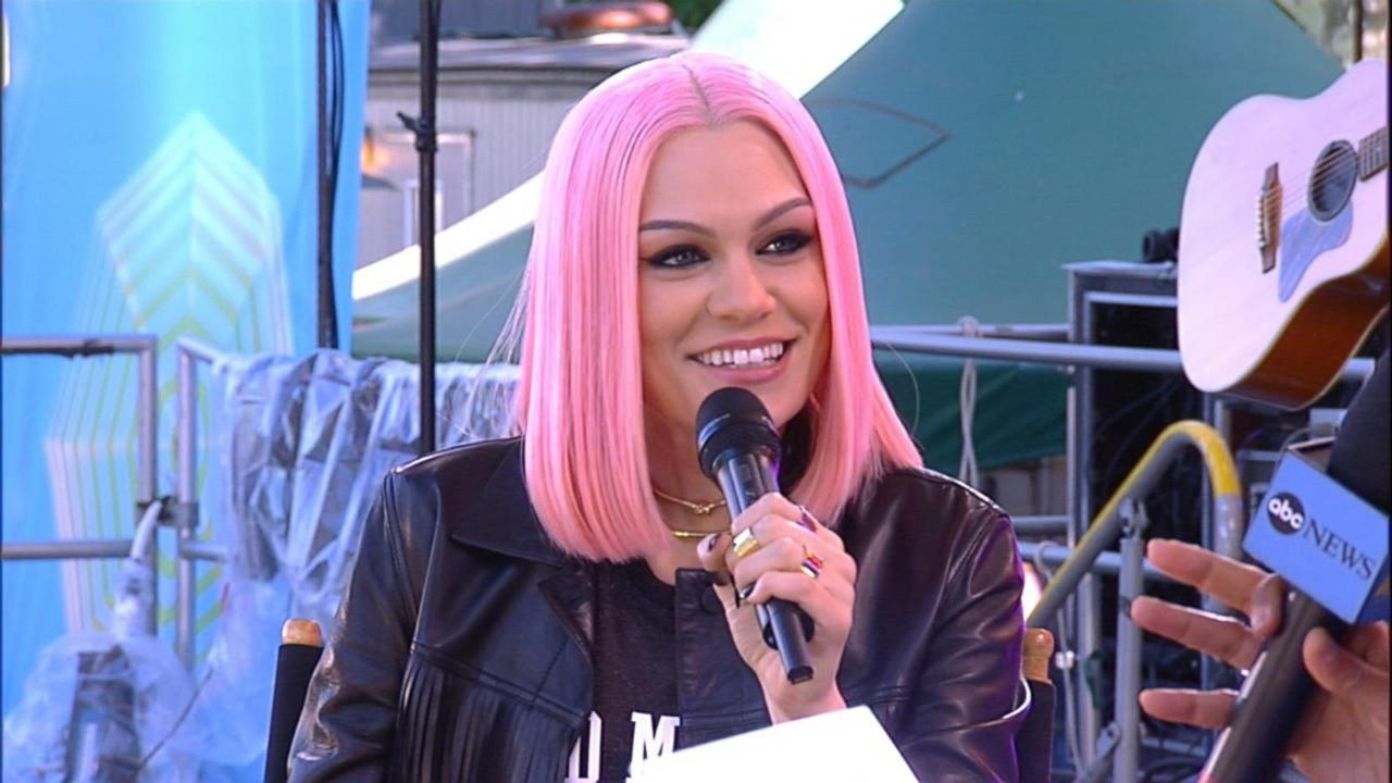 "Jessie J Talks New Album, ""Sweet Talker"""