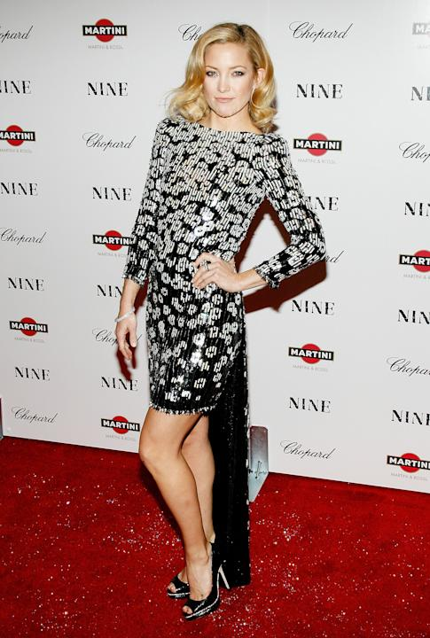 Kate Hudson in Chanel