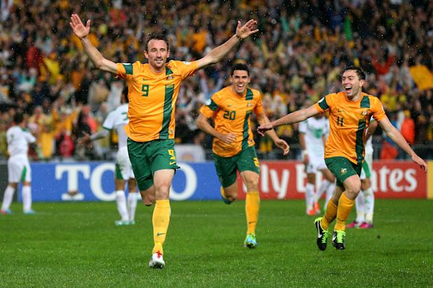 Australia v Iraq - FIFA World Cup Asian Qualifier