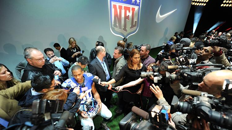 Nike Debuts New NFL Uniforms For 2012 Season