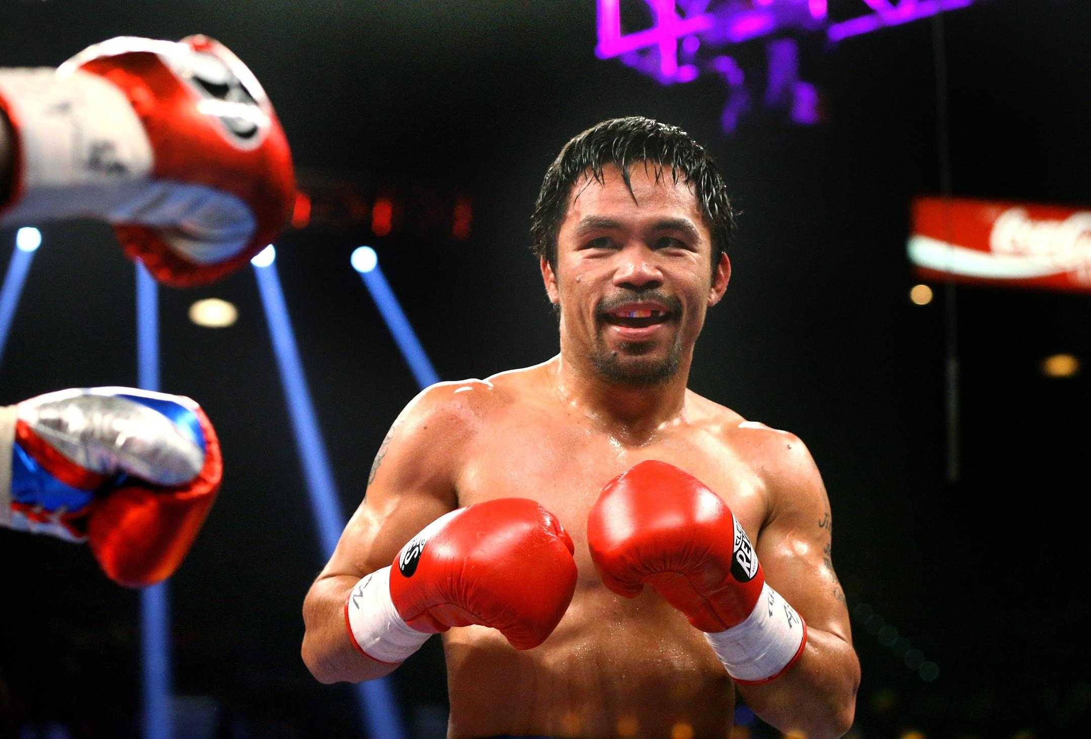 Manny Pacquiao Knew He Would Lose To Floyd Mayweather Thanks To Divine Intervention