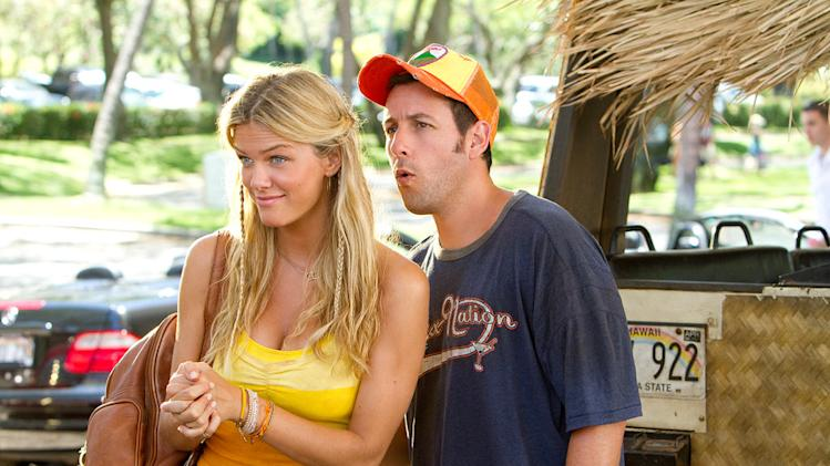 Just Go With It 2011 Columbia Pictures Brooklyn Decker Adam Sandler