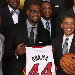 Obama Applauds LeBron James For Wearing 'I Can't Breathe' T-Shirt