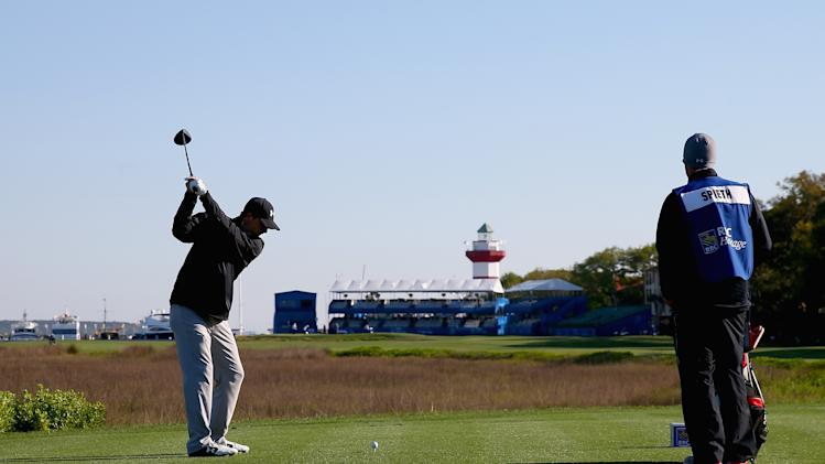 RBC Heritage - Preview Day 3
