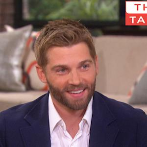 "The Talk - Mike Vogel Talks ""Under The Dome"""