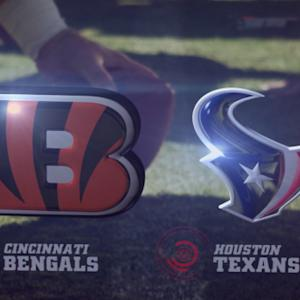 Week 12: Cincinnati Bengals vs. Houston Texans highlights