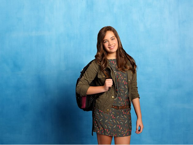 Mary Mouser stars as Lacey Fleming in &quot;Body Of Proof.&quot; 