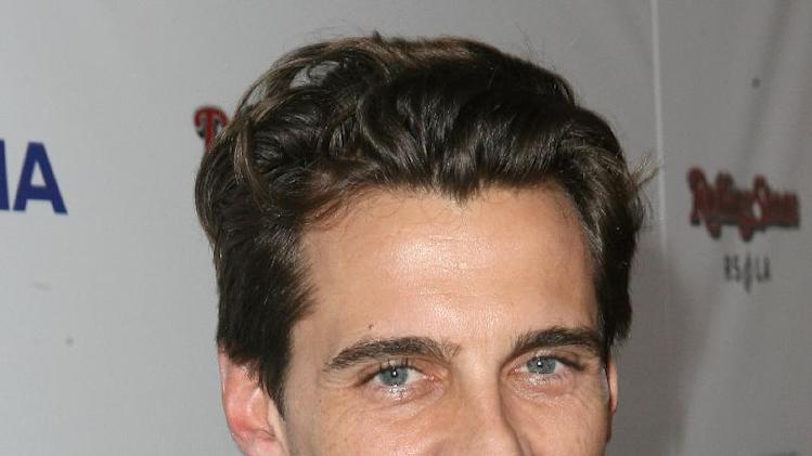 Madison Hildebrand arrives at the Rolling Stone American Music Awards After Party, on Sunday, Nov. 18, 2012 in Los Angeles. (Photo by Casey Rodgers/Invision for Nokia/AP Images) **Please include any additional event details in the second sentence of the caption.