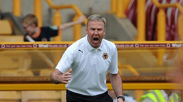 Wolves manager Kenny Jackett felt his team were off the pace against MK Dons