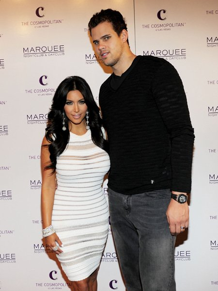 Kris Humphries and Kim Kardashian  It was the blink and you'll miss it event when the reality star wed NBA player Kris Humphries in August 2011. The marriage lasted for a whole 72 days which had criti