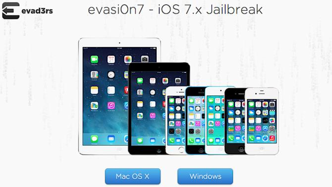Why you shouldn't jailbreak your iOS 7 device just yet