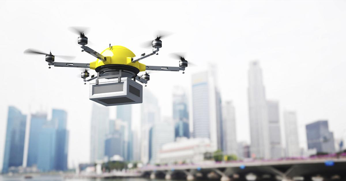 Interested In Drone Stocks? Invest In VMRI