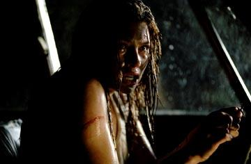 Jessica Biel as Erin in New Line's The Texas Chainsaw Massacre