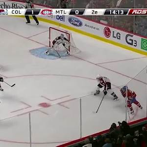 Colorado Avalanche at Montreal Canadiens - 09/25/2014