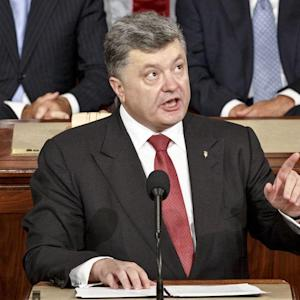 Ukraine Leader Calls for More Western Military Aid