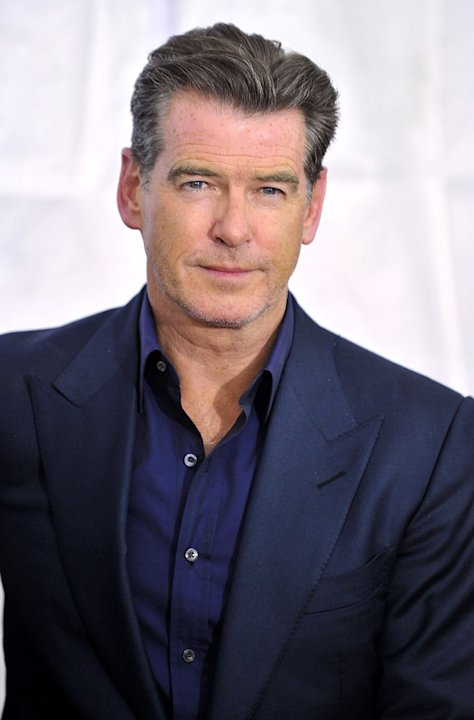 Remember Me NY Premiere 2010 Pierce Brosnan