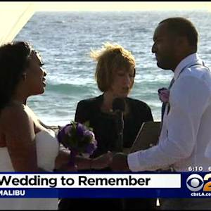 Couple Ties The Knot Despite Wedding Planner Allegedly Running Away With Their Money