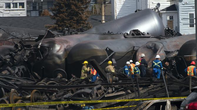 Quebec blast railroad could be sold by year's end