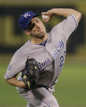 Duffy leads Royals past Athletics 3-0