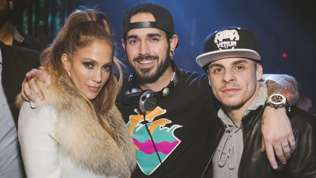 Where Jennifer Lopez Dines and Parties in Las Vegas