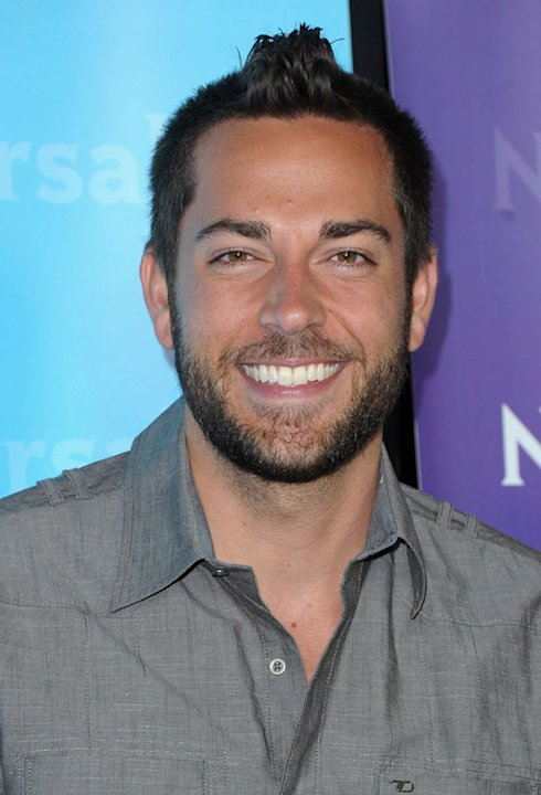 "Zachary Levy (""Chuck"") attends the 2012 NBC Universal Winter TCA All-Star Party at The Athenaeum on January 6, 2012 in Pasadena, California."