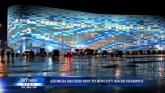 Georgia Decides Not To Boycott Sochi 2014 Olympics