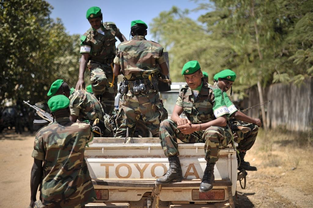 Ethiopia says ready to boost Somalia troops after SLeone exit