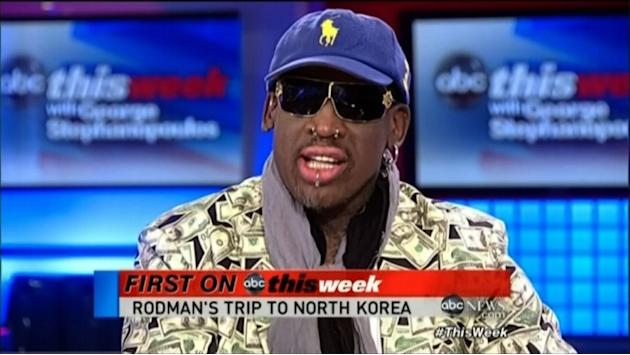 Rodman says N. Korea's Kim wants call from Obama