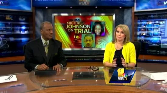 Jurors hear taped testimony of Michael Johnson