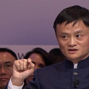 Jack Ma: When you have $1 billion, that's not your money, that's trust society gives you