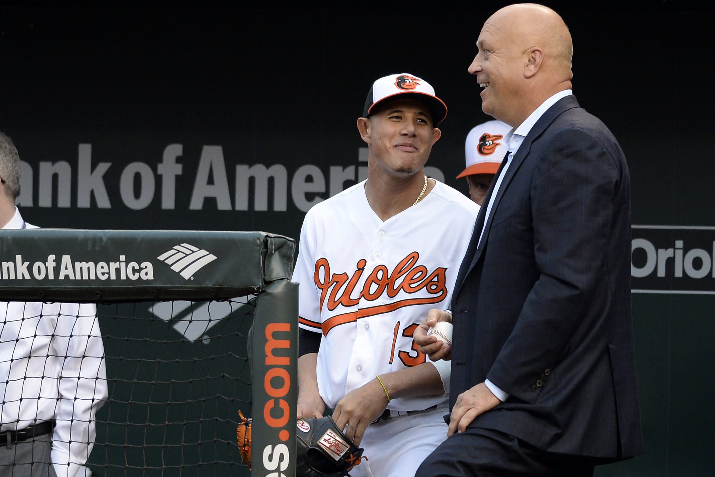 Cal can't help, Orioles lose 11-2 on special night