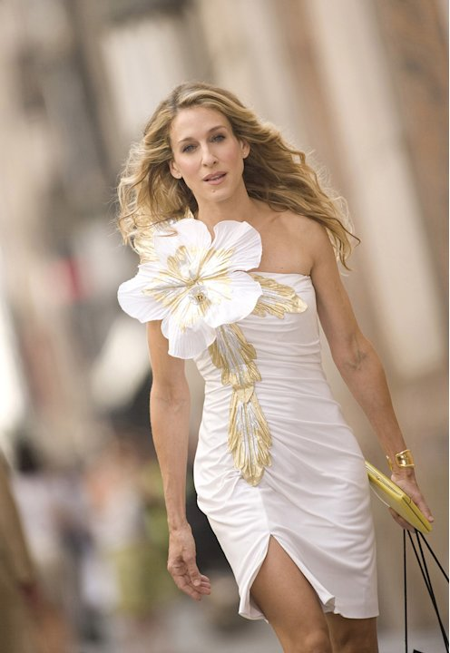 Sex and the City 2008 New Line Cinema Sarah Jessica Parker