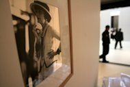 "A photo of French designer Gabrielle ""Coco"" Chanel hangs in a gallery during an exhibition dedicated to her in Moscow in 2007. Antoine of Paris, the world's first celebrity hairdresser who revolutionised the look of women in the early 20th century with a boyish bob, created the cut made famous by Coco Chanel and other fashion icons of the times"