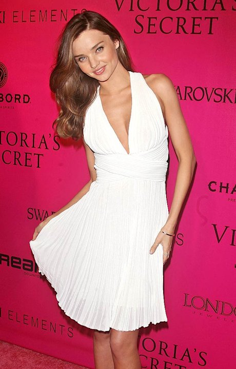 Miranda Kerr VS Fashion Show After Party