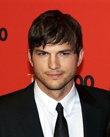 Ashton Kutcher&#39;s future role.