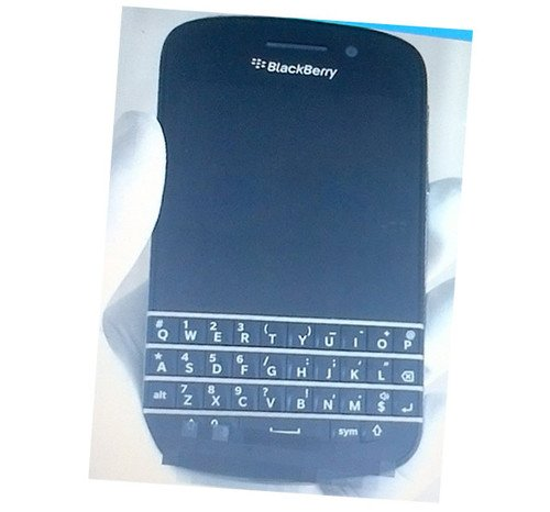 BlackBerry 10 QWERTY phone captured in blurry leaked photo. Phones, BlackBerry, 10, BB 10 0