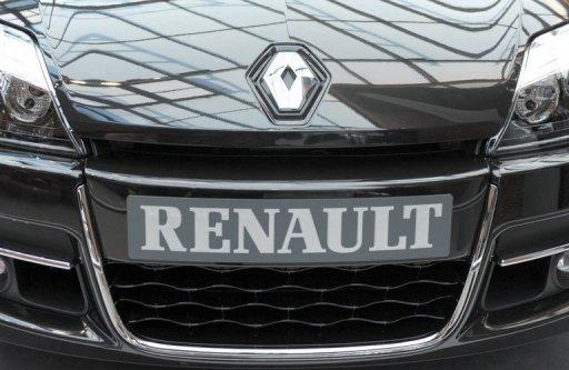 Renault admitted that it had lost market share in Europe and that its order book was weak
