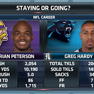 Adrian Peterson or Greg Hardy?