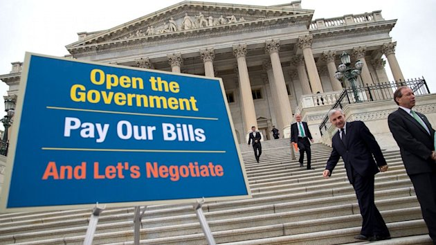 Debt Ceiling vs. Government Shutdown: 5 Questions Answered (ABC News)