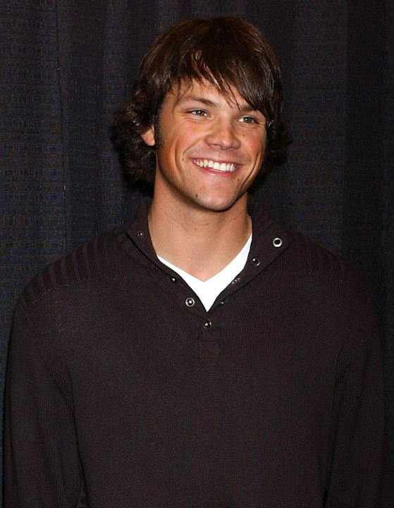 Jared Padalecki at Creation Entertainment's 2006 The Sci-Fi Summit: The Grand Slam Show.