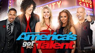 America's Got Talent 16x9 tile