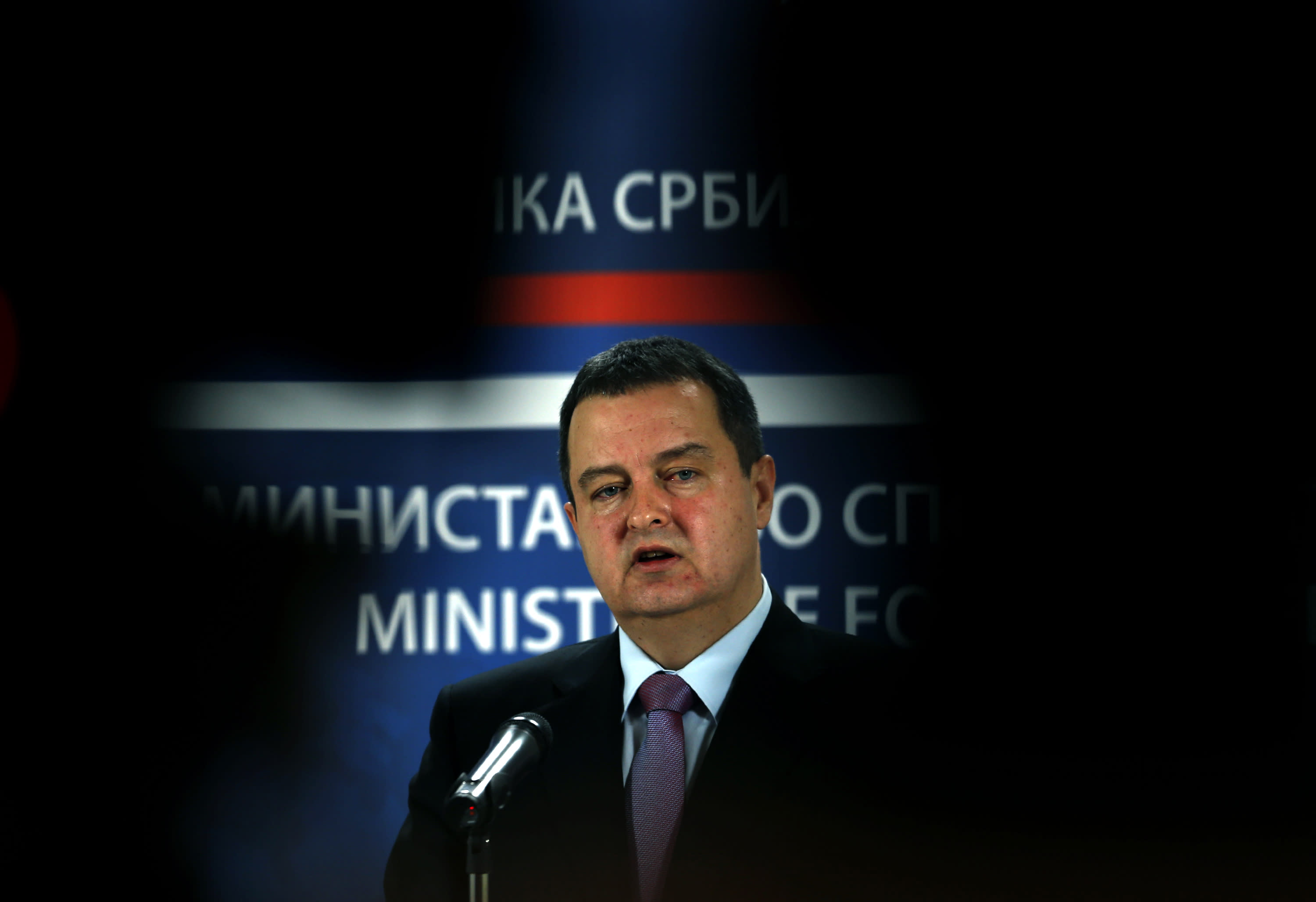 Serbia grants citizenship to main rival of Palestine leader