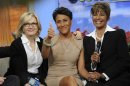 Robin Roberts of TV's Good Morning America battling blood disorder