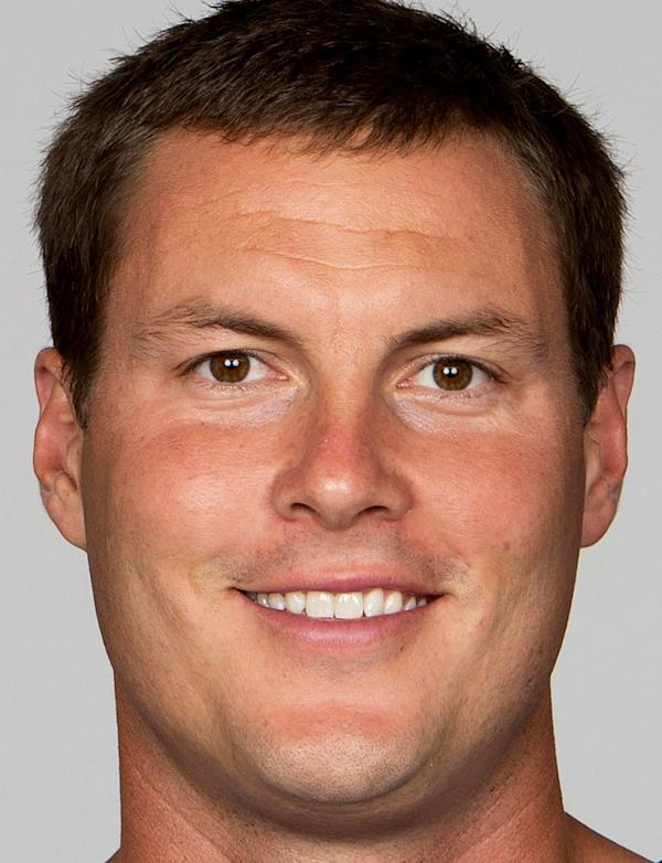 Philip Rivers San Diego Chargers National Football