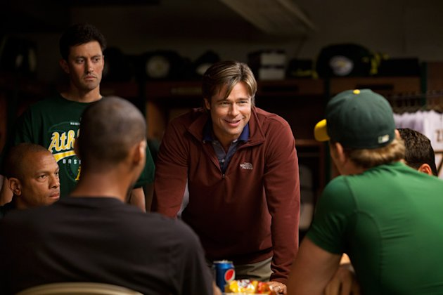Moneyball 2011 Columbia Pictures Brad Pitt
