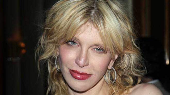Courtney Love: Not impressed.